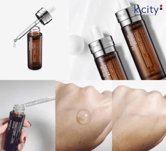 Cách sử dụng Serum Vitamin C Ampoule