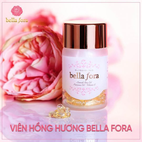 Viên Hồng Hương Bella Fora