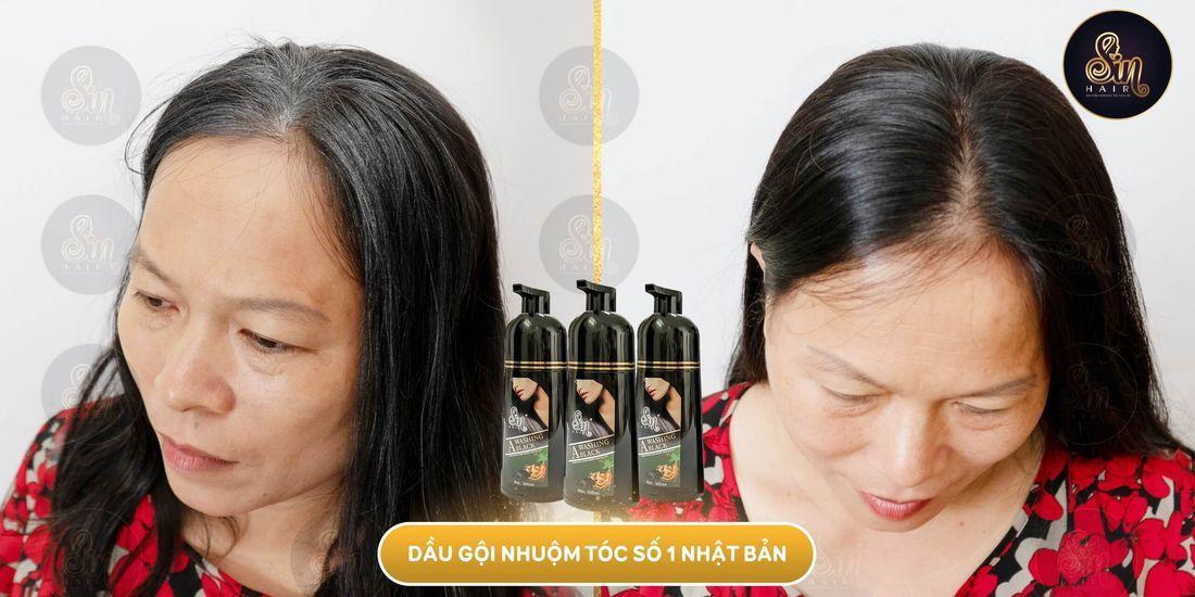 cong dung sin hair