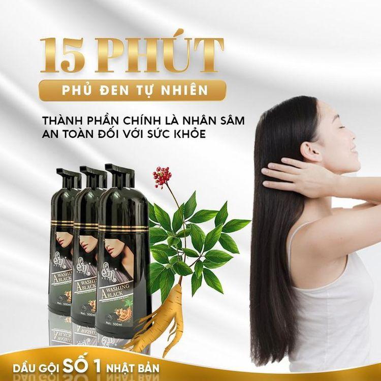 dau goi phu bac sin hair co tot khong